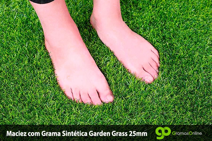 a5b845405f Grama Sintética Garden Grass